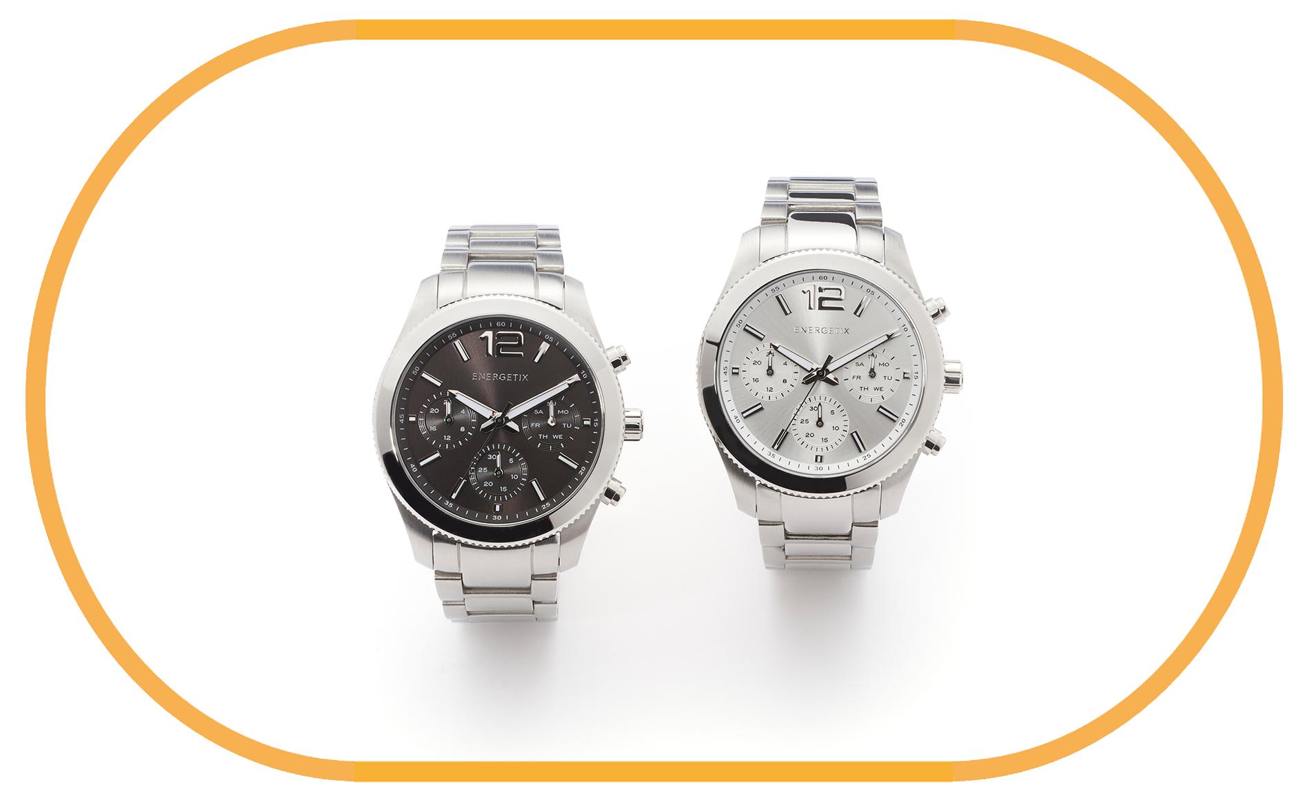 Magneetpower Energetix Roosendaal Horloges